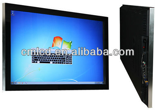 "55"" Touch All In One Computer (Multi LCD LED Touch / Dual Quad Core / Windows 7 8)"