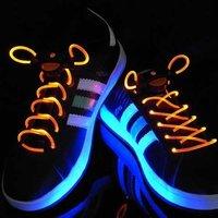 Неоновые шнурки для обуви ANDY ,  vis.100pcs D-002