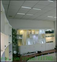 Уличная встраиваемая лампа IP67 0.6W square LED floor ligh set: 6pcs 0.6W lights & 1pc 8W LED driver & 1pc T connecting cable