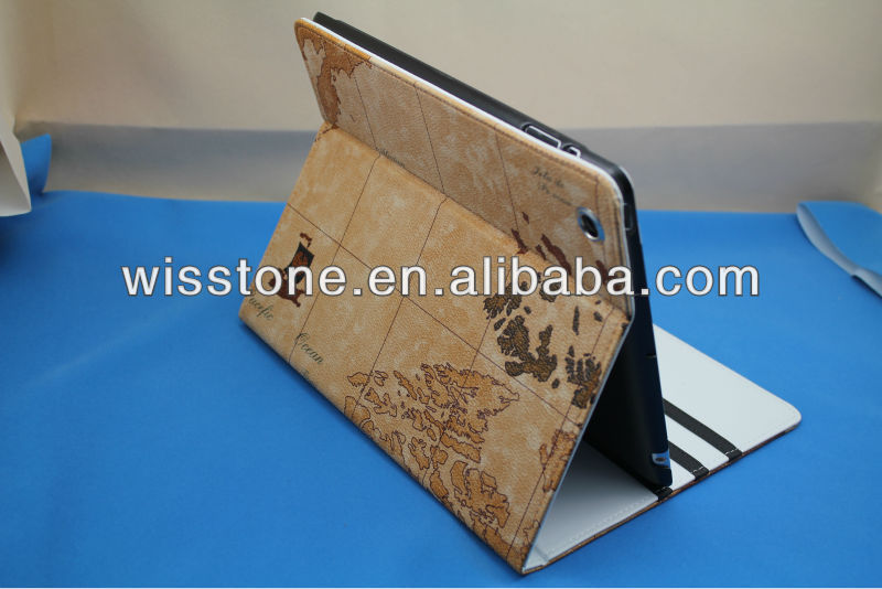 Wholesale for ipad mini leather case