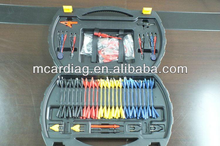 схемы проводки кабеля тест