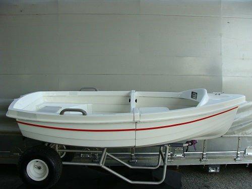 Small dinghy fiberglass fishing boat buy portable for Portable fishing boat
