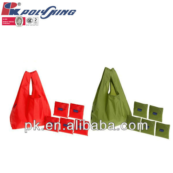 2013 Cheap promotional foldable shopping bag(PK-0560S)