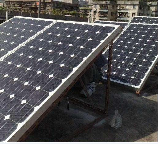 250w high efficiency solar panel