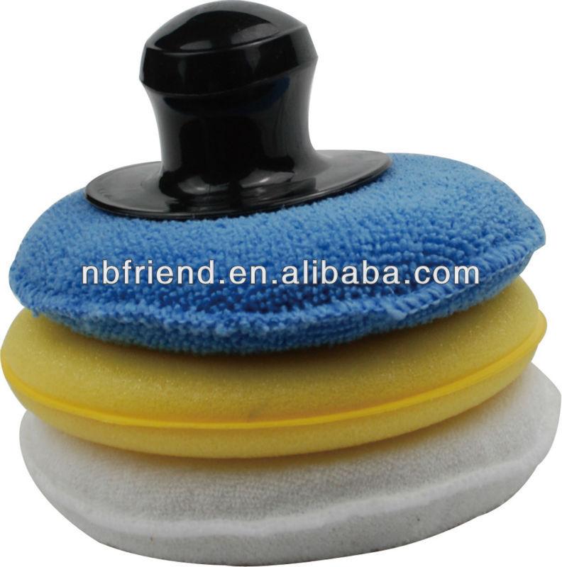 2013 hottest car wax applicator pad
