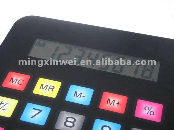 Big Touch Screen Ipad Shape Calculator