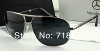 New fashion brand sunglasses Polarized sunglasses the sun glasses for men anti uva uvb With original box accessories
