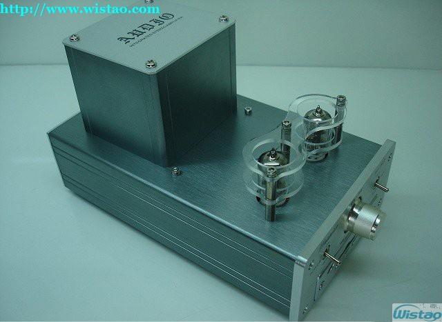 2 X 30 Вт гибридный hi-fi ламповый усилитель стерео 6J1 ...