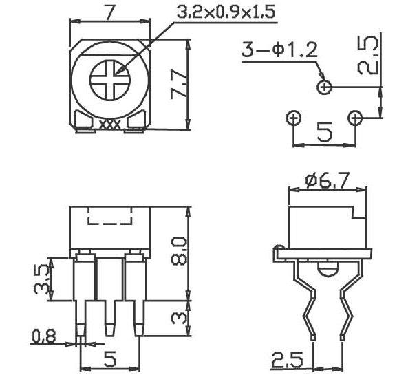 CE0705025H(8.0)Z