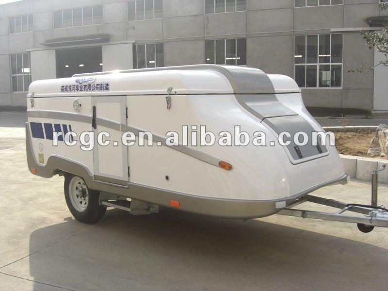 2013 Popular Fiberglass Caravan
