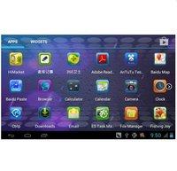 """Автомобильный комплект + freelander pd20 7"""" емкостной telechips, tcc 8923 андроид 4.0 ics 1gb hdmi на 8 ГБ двойная камера gps планшетный ПК"""