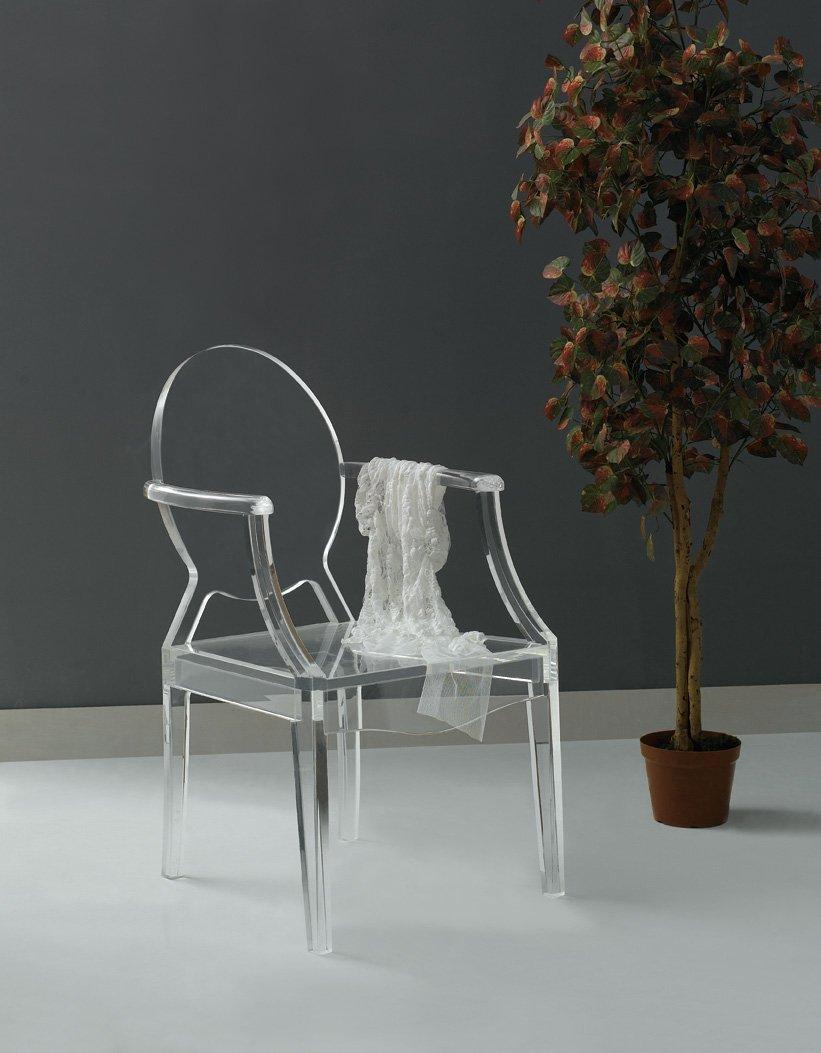 Acrylic Chair,Plexiglass Stool,Perspex Furniture - Buy ...