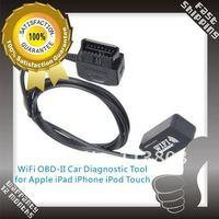 Оборудование для диагностики WiFi OBD-II автомобиля диагностический инструмент