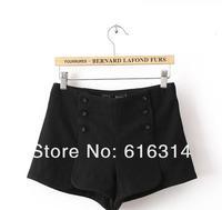 Женская одежда из шерсти falbala bootcut 002 001
