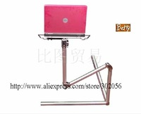 Складной стол 360 degree turn Aluminium Alloy Foldable Laptop Stand Pad Desk Table CP014