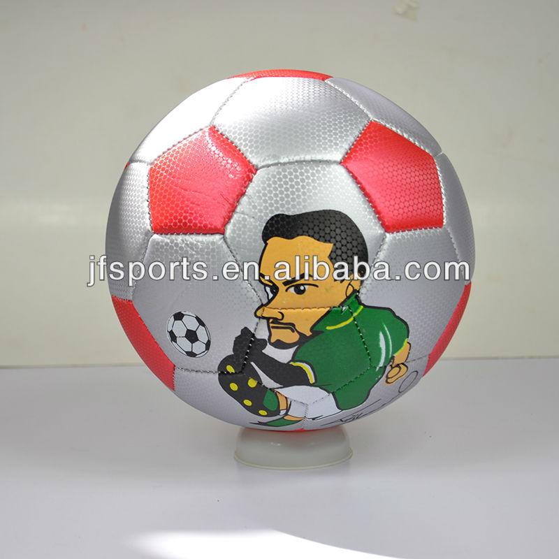 hand stitch/laminated/machine stitch football