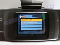 "Автомобильный видеорегистратор 100% Original GS1000 Car Camera DVR Full HD 1920*1080P 30FPS 1.5"" LCD with GPS logger G-sensor H.264 4 IR light Ambarella CPU"