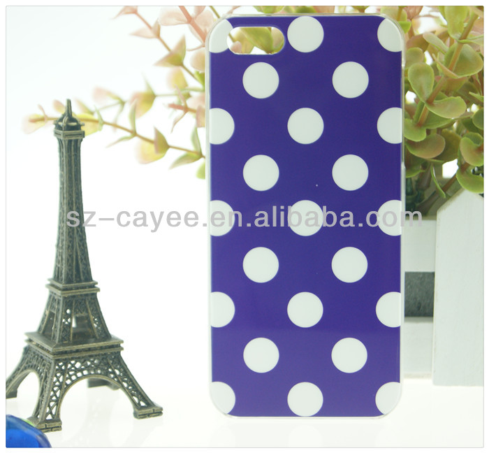 Hot selling wallet case for iphone 5 , PU leather case for iphone 5s
