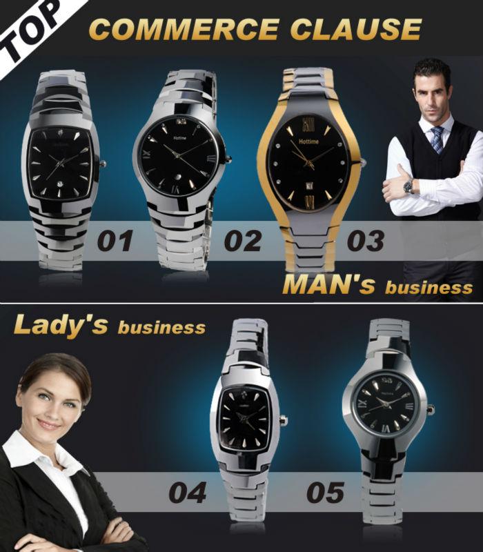 Top Sale Latest Kabona 3 in 1 Bio Elements Energy Tungsten Fashion Lady Watch 2015