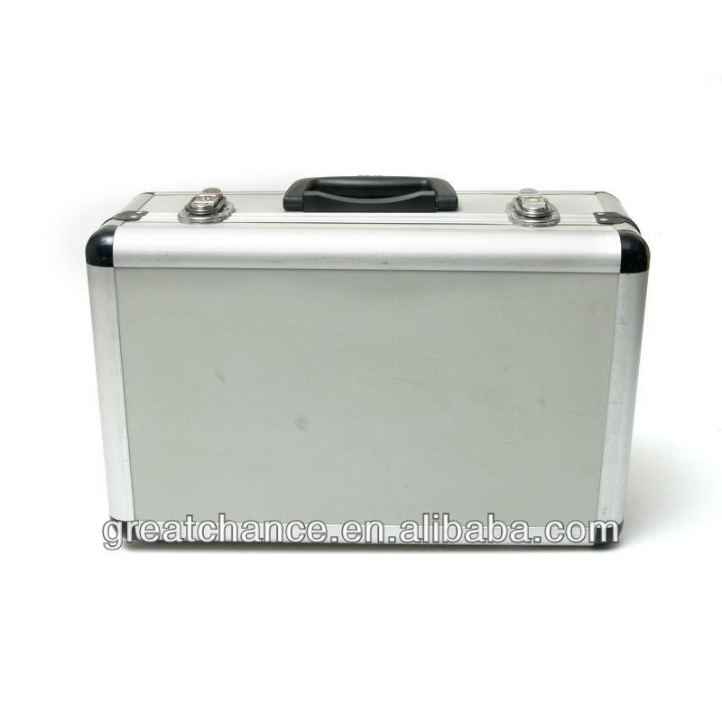 Aluminum Hard case for SLR / DSLR format Camera