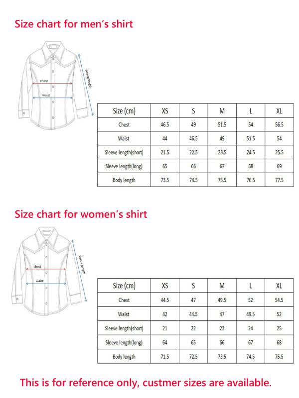 Mexican Shirt Sizes Custom Shirt For Men/mexican