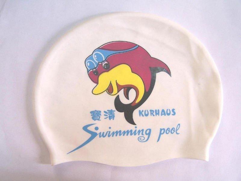 cool silicon swimming caps,large swimming cap,fashionable swim caps