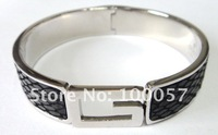 Free shipping+100%stainless steel+4in 1 Anion.FIR.  Germanium,Magnetic.+ IPG Fashion bracelet