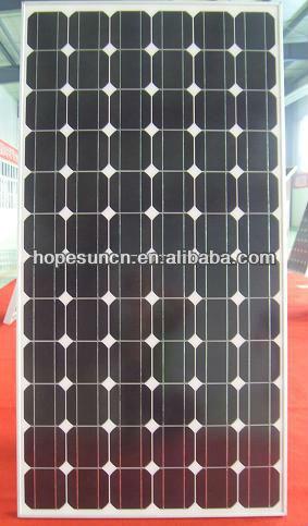 monocrystalline 270W solar panel price