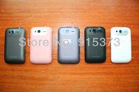 Чехол для для мобильных телефонов For HTC Wildfire S A510e G13 Back Cover Housing Case Battery Door Original Replacement Parts