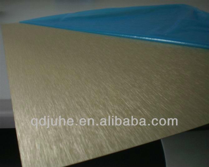 High quality blank sublimation aluminum sheet
