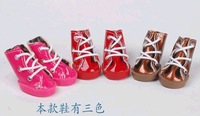 Одежда для собак NEW Pet shoes! dog shoes mixed package 6pcs/ lot .Very beautiful dog shoes