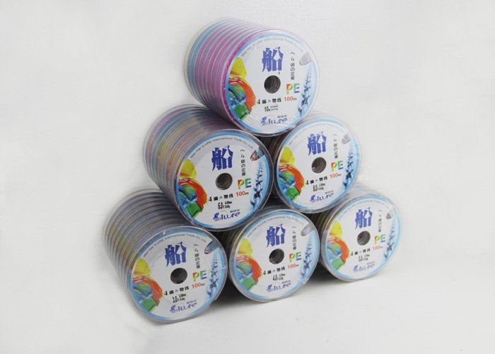 wholesale 100 meters \spool super strong mono nylon fishing line free shipping
