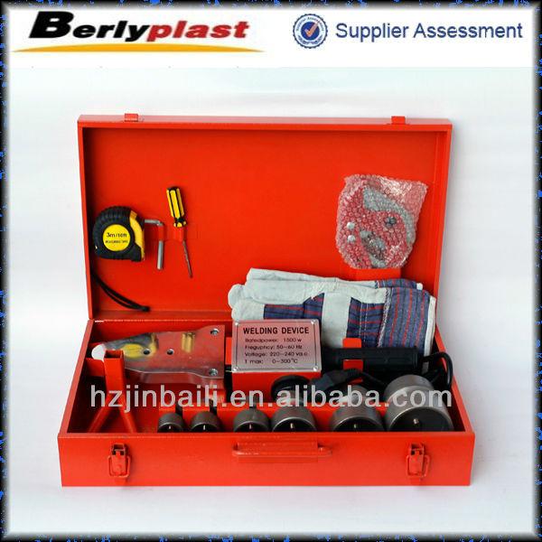 800/1000 W PPR, PE Plastic Pipe Máquina de Soldadura (20-63mm)