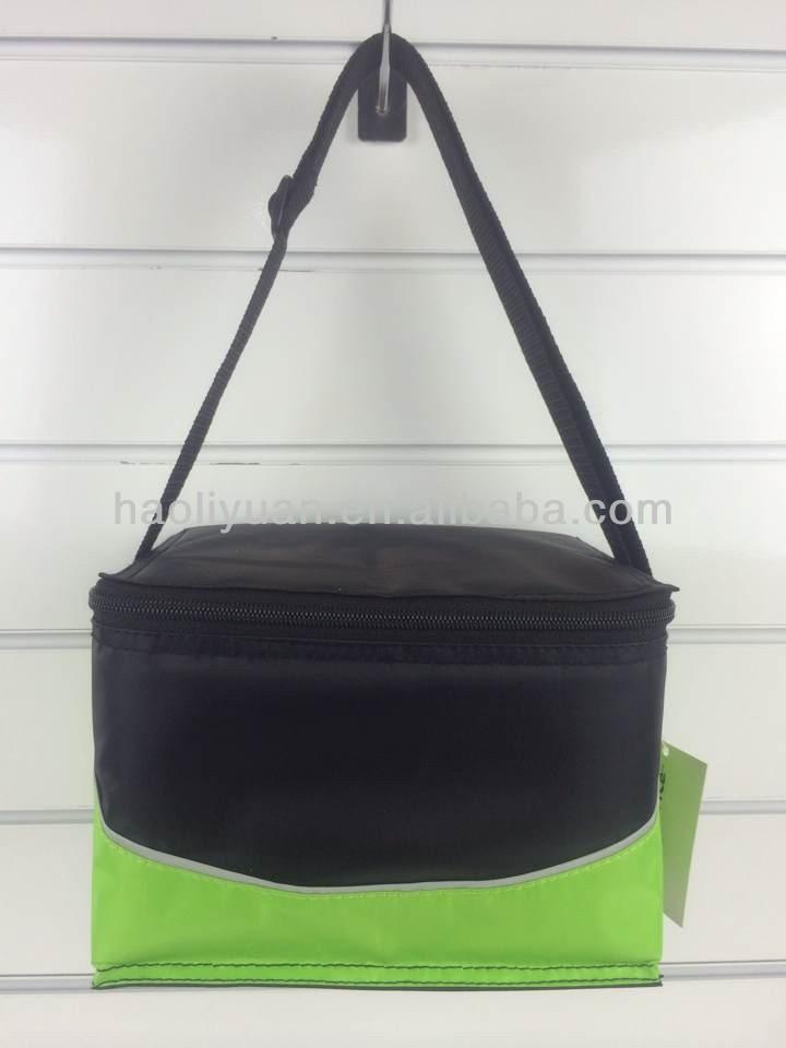 210D polyester eco light cool bag