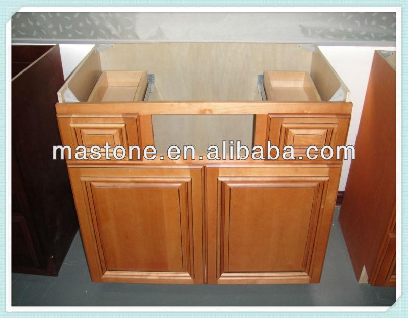Como hacer muebles de madera para la cocina mejor - Como hacer cocinita de madera ...