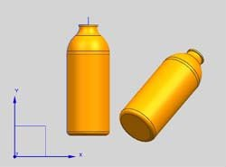 10ml 15ml plastic roll on bottle Roll on Bottle b