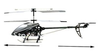 Детский вертолет на радиоуправление Big Double Horse 80CM 3.5CH DH9101 RC Helicopter RTF ready to fly Metal Gyro radio remote control DH 9101