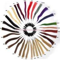 "16""18""20""22'24""26"" Clip in hair extensions human hair extensions # 8 medium golden brown 7pcs 70g"