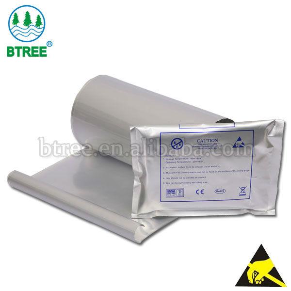 Btree ESD Moisture Barrier Film For Making Moisture Barrier Bag