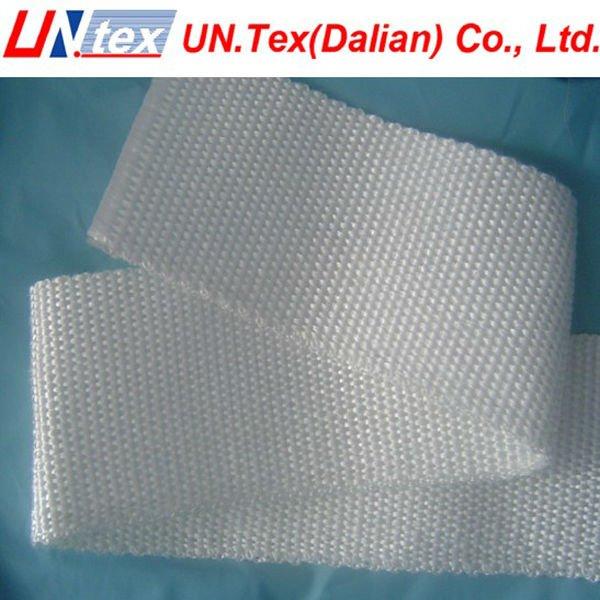 high temperature woven black colored fiberglass heat insulation cloth
