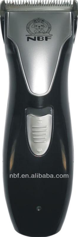 The No.1 powerful recharceable pet clipper NBF 6850