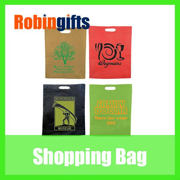 ECO colorful non woven shopping bag