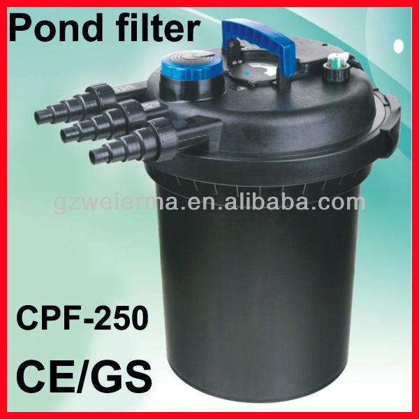 Sunsun ce gs bio estanque filtro con luz uv para for Filtro agua estanque