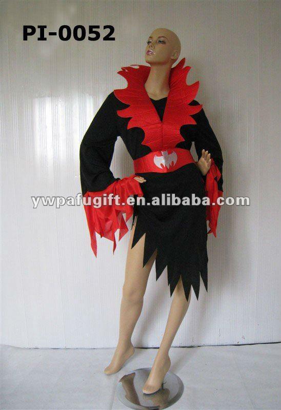 2012 halloween costume di carnevale
