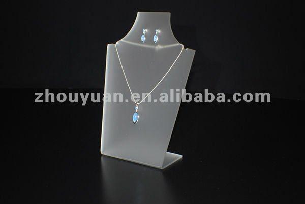 Jewelry Neck Display