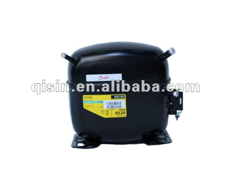 Danfoss Compressor SC10G,SC12G,SC15G,SC18G Refrigerator Comrpessor, Refrigeration Compressor for sale