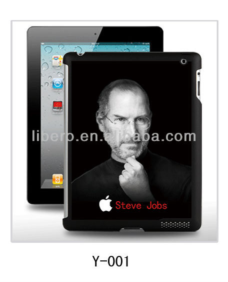 China professional factory supply 3d effect case for ipad 2 case