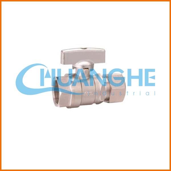 China manufacturer long stem valve