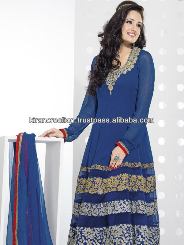 Anarkali Suits For Malaysia