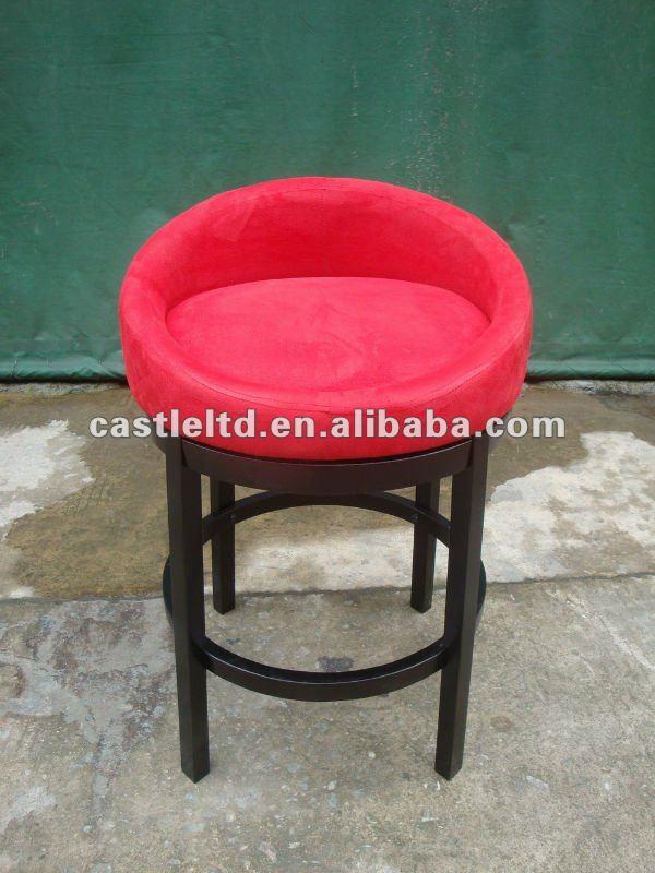 Swivel Microfiber Bar Stoolupholstered leatherfabric  : 454539408325 from castleltd.en.alibaba.com size 600 x 800 jpeg 71kB